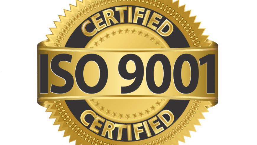 Sản phẩm của Hoàng Hải đạt chuẩn chất lượng Quốc gia ISO-9001