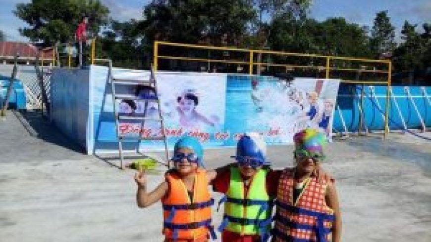 Phấn đấu 100% trường học có cán bộ về công tác phòng, chống đuối nước