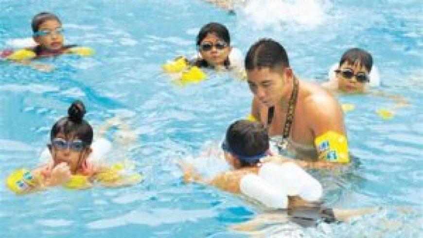 TP.HCM phổ cập bơi cho học sinh mầm non