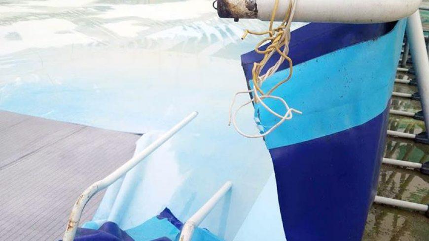 Cảnh báo hàng kém chất lượng trên thị trường hồ bơi di động