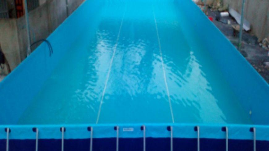 Hoàng Hải bàn giao hồ bơi thông minh tại Đồng Nai